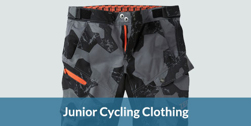 Junior Cycling Clothing