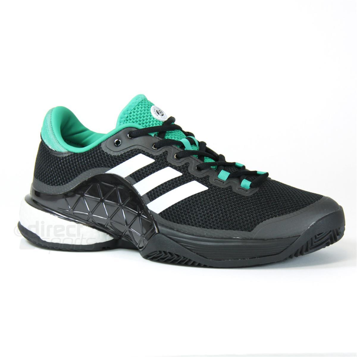 premium selection 06628 93bc7 Adidas Barricade 2017 Boost Clay Mens Tennis Shoes