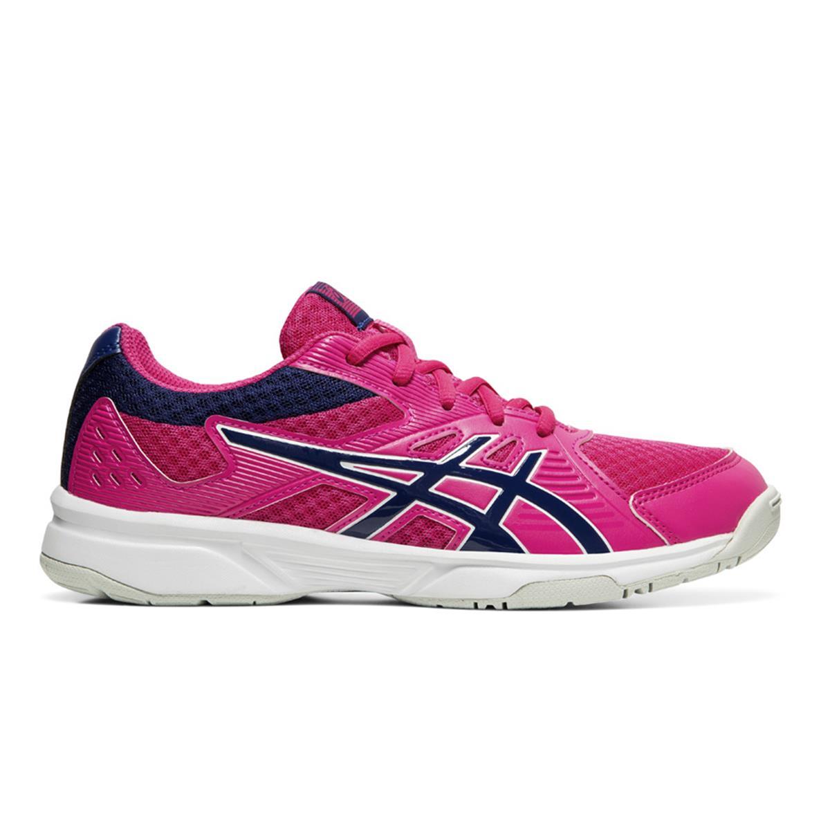 acheter populaire 93ddd 4fbc7 Asics Gel Upcourt 3 Womens Court Shoes (Fuchsia Purple-Diva Blue)    directsportsEshop.co.uk