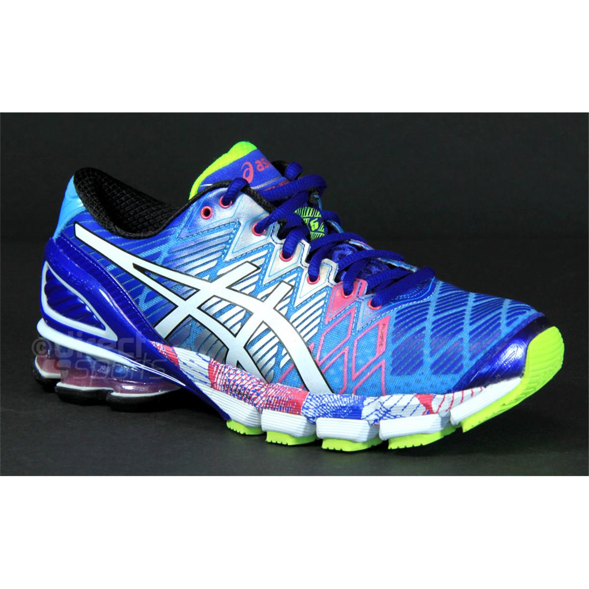 brand new 4ccc2 5e803 ... running shoe 213776 periwinkle flash yellow mint 01749 74dfa 50% off  mens asics gel kinsei 5 pink . d4a13 12b95 ...
