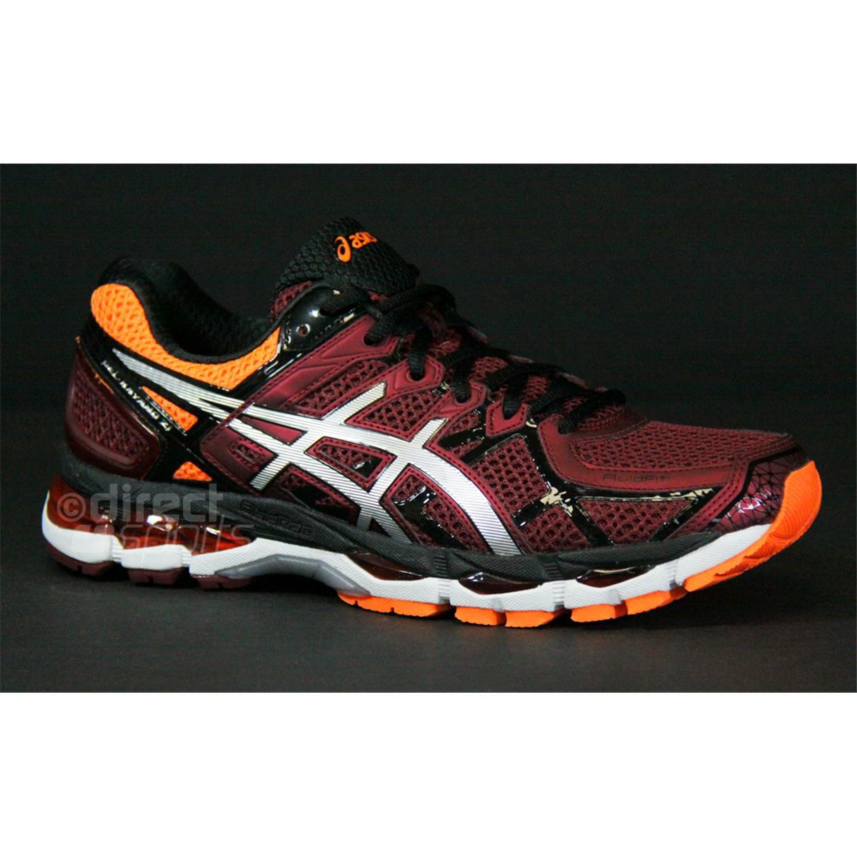 asics men's gel kayano 21 running shoe