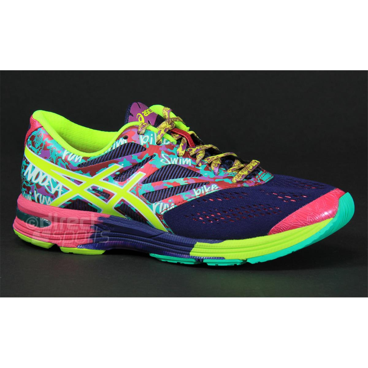 mens asics gel noosa tri 10 purple blue