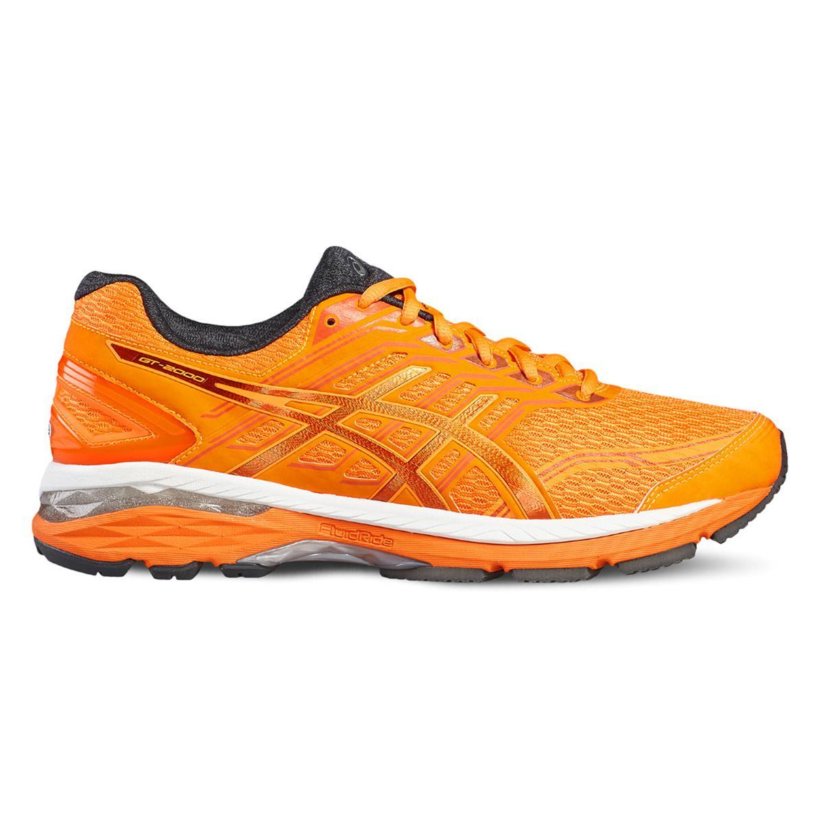 asics gt 2000 5 mens running shoes orange. Black Bedroom Furniture Sets. Home Design Ideas