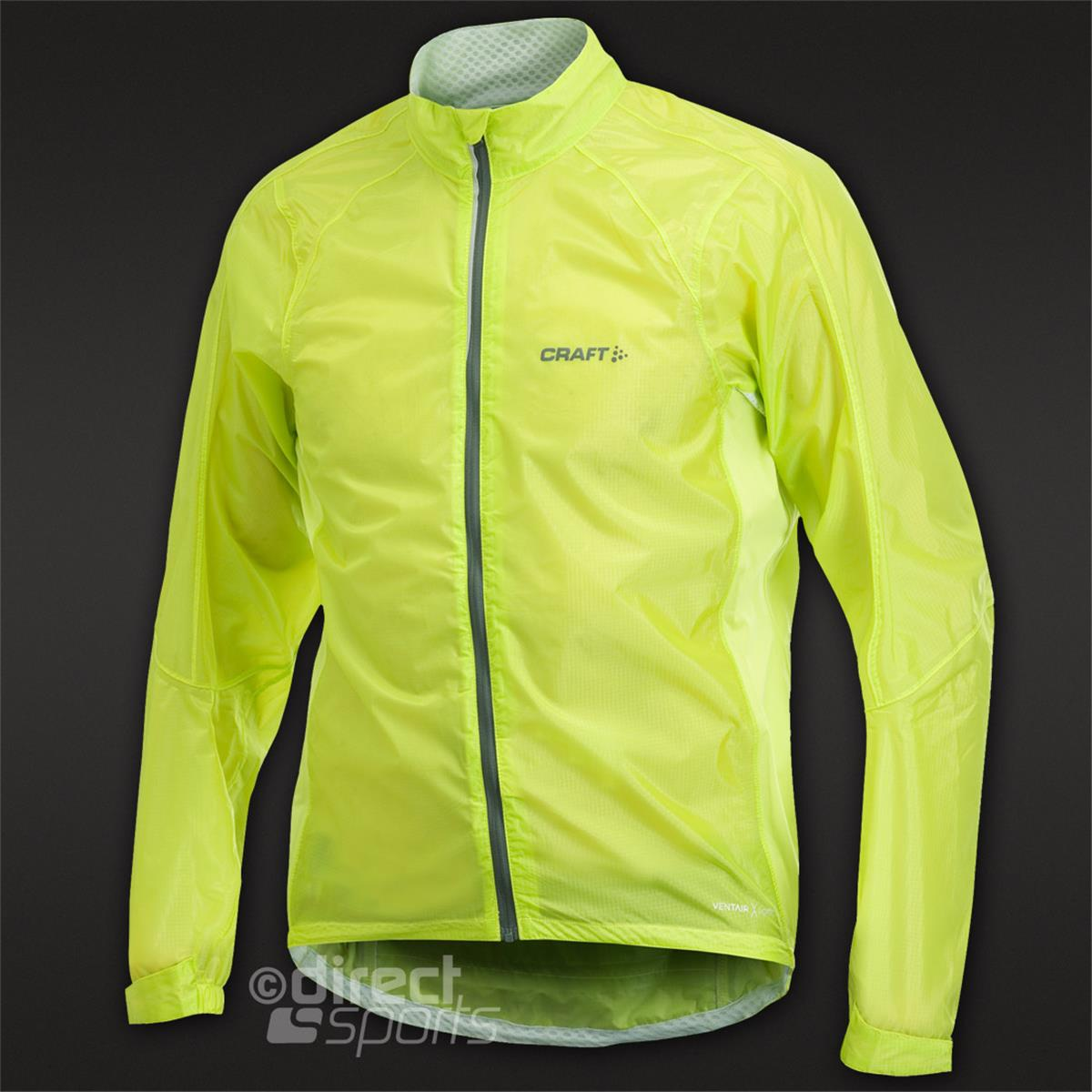 Craft Performance Bike Rain Jacket (Amino) by directsportseshop