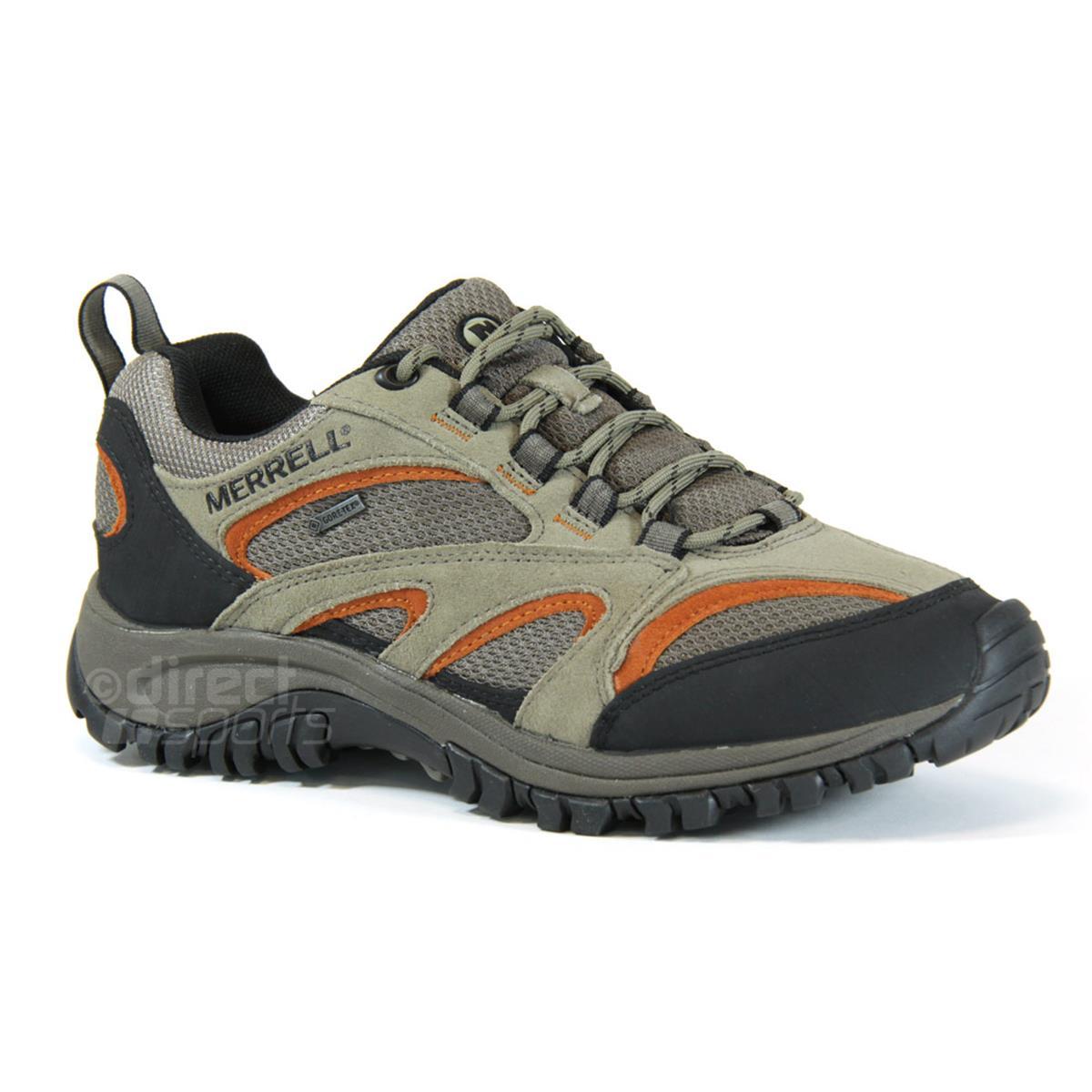 bd112a084f742 Merrell Phoenix Gore-Tex Mens Shoes (Brindle)