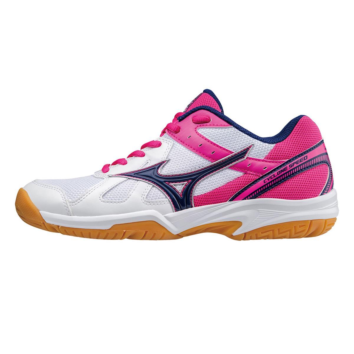 d64ceb0ed827 Mizuno Cyclone Speed Womens Court Shoes | directsportseshop.co.uk