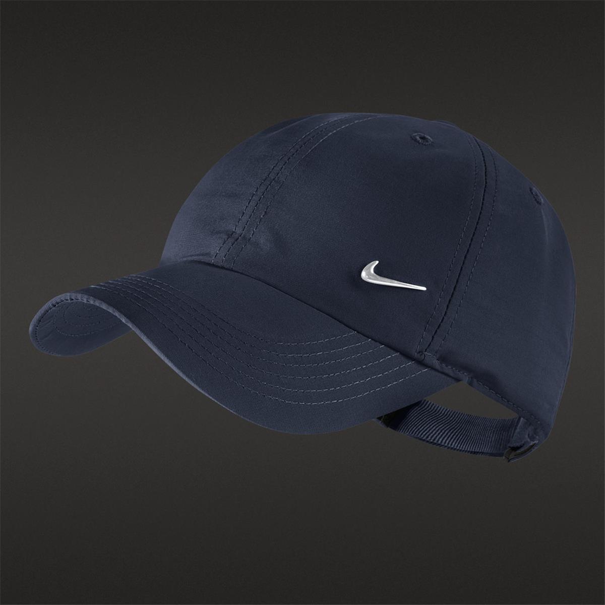 125eb423728 Nike Heritage 86 Junior Cap (Navy)