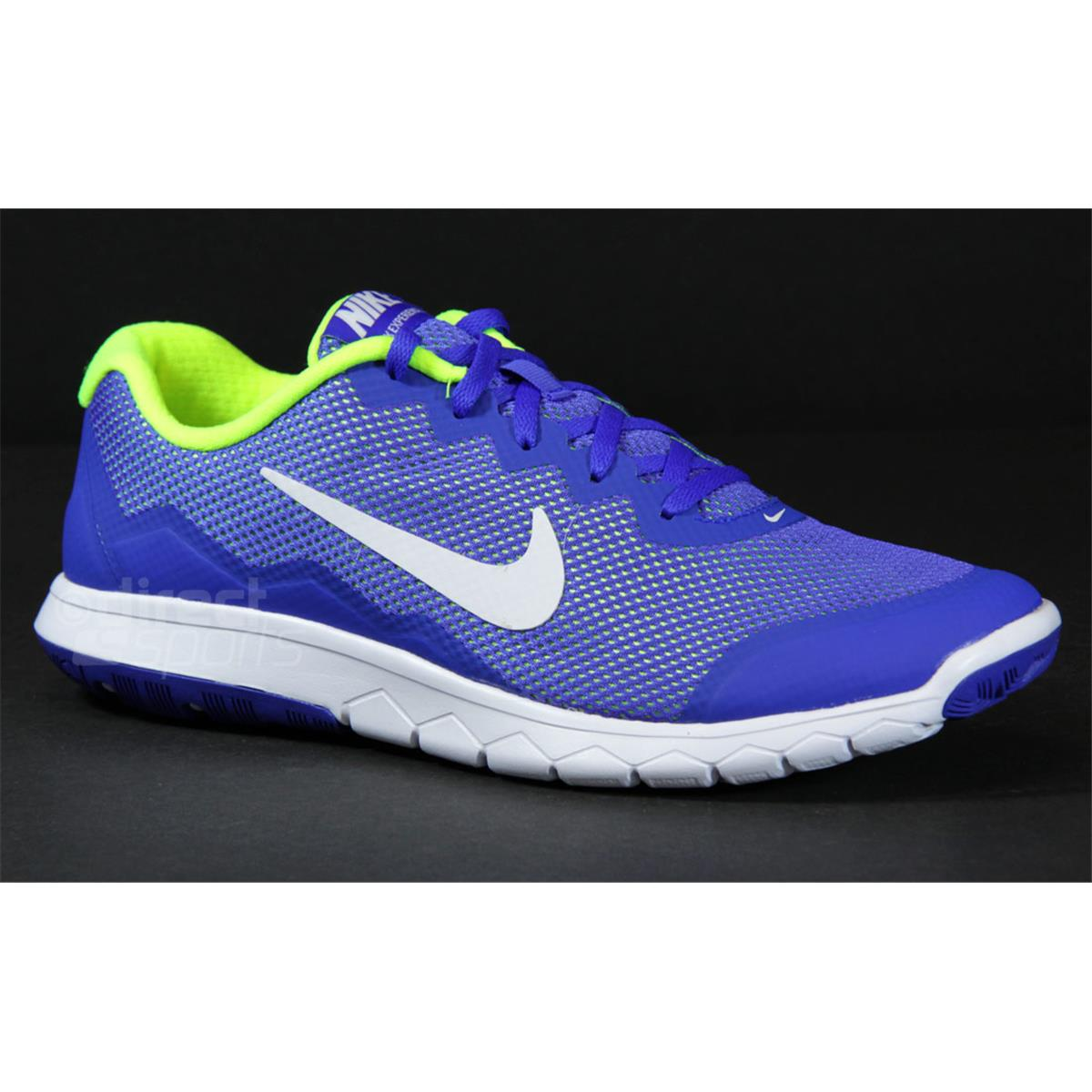 14e813d4c0e9 Nike Flex Experience Run 4 Mens Running Shoes (Racer Blue ...