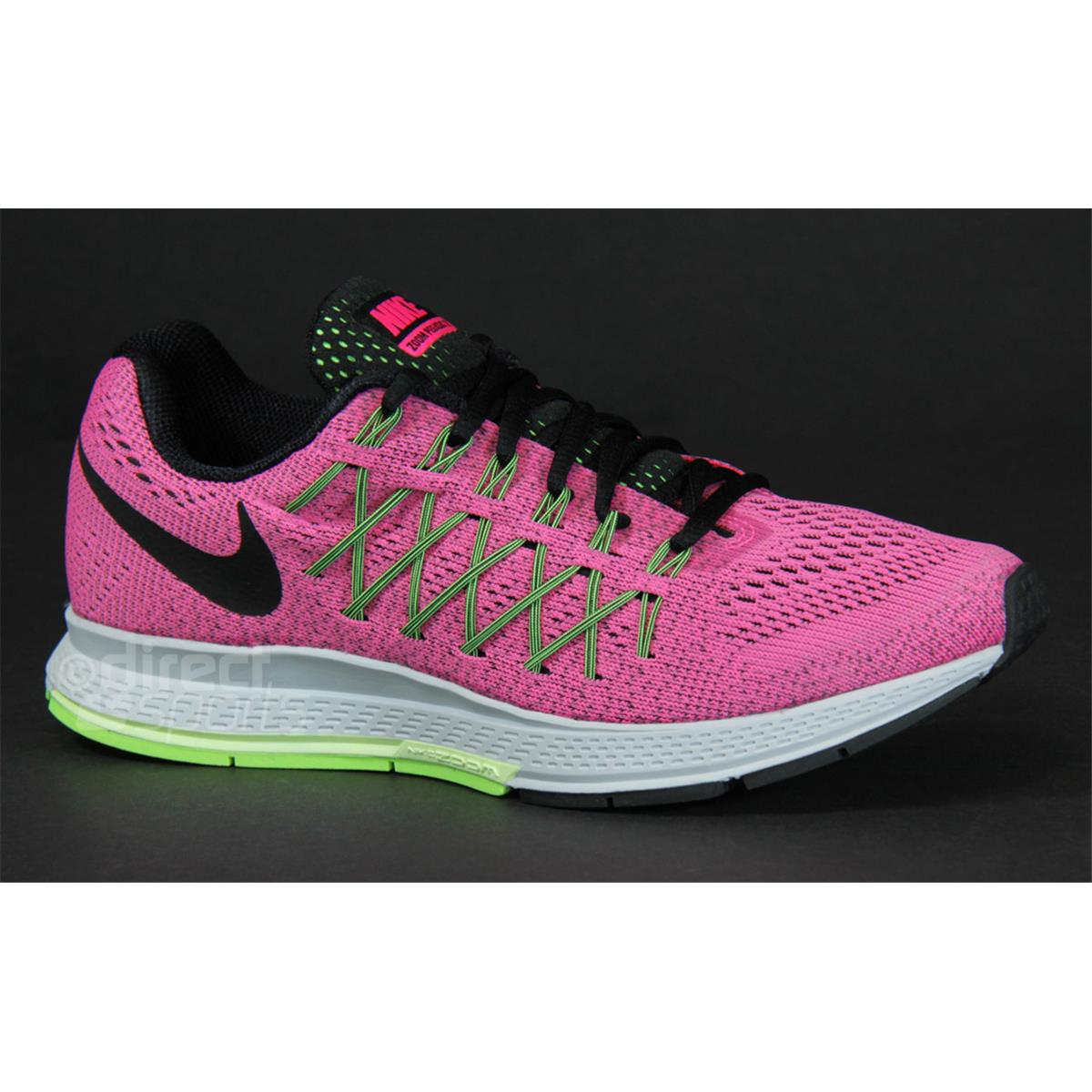 competitive price 5ad0a 7da70 Nike Air Zoom Pegasus 32 Womens Running Shoes (Pink). Star Star Star Star  Star. Be the first to write a review. Image