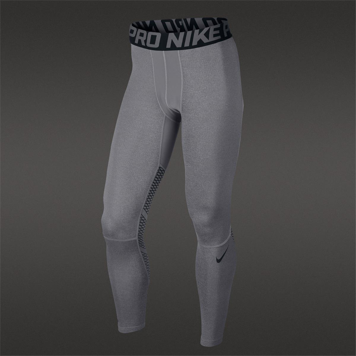 551381cfc6a3e Nike Pro Hypercool Mens Running Tights (Grey) | directsportseshop.co.uk