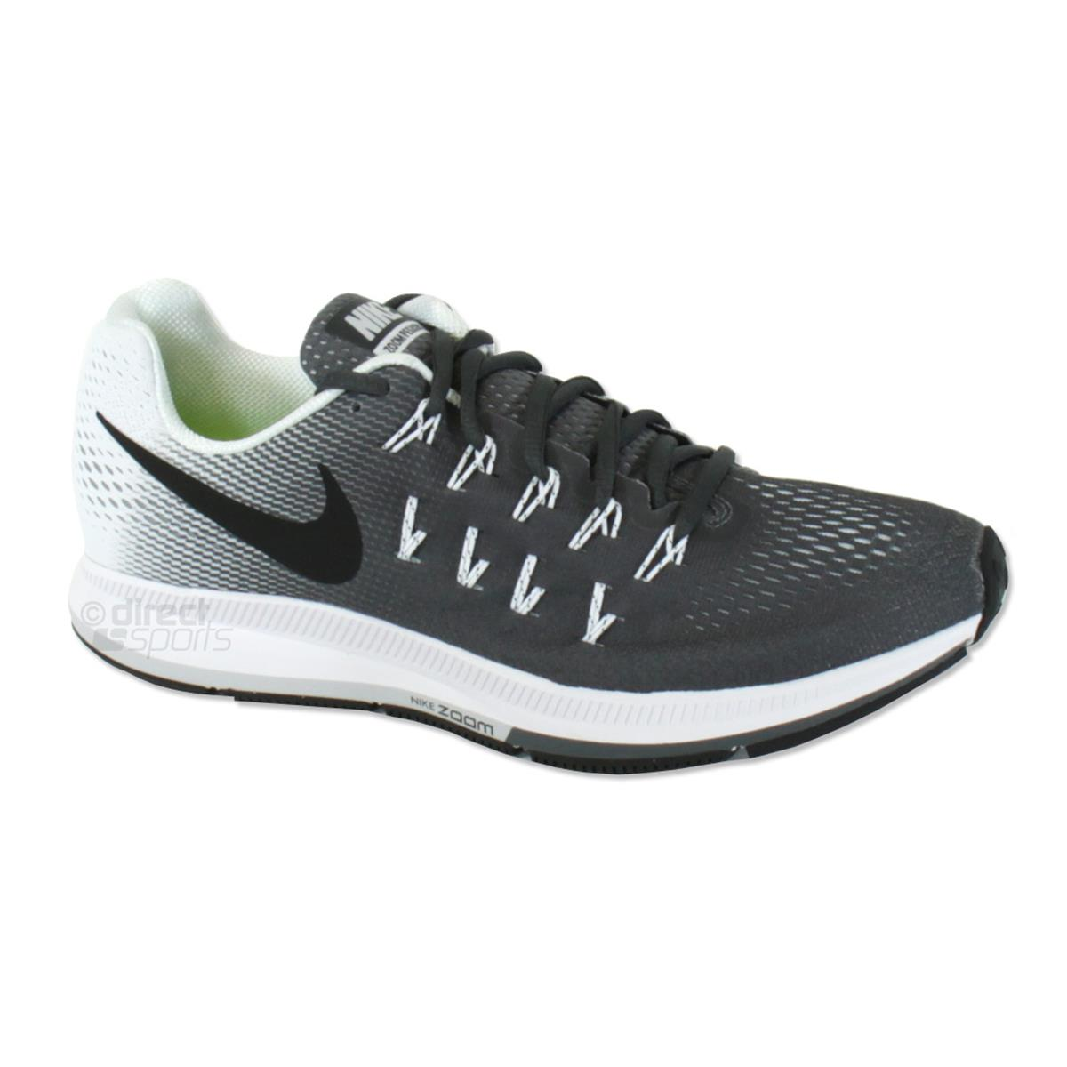 3a694cdaafc57 Nike Air Zoom Pegasus 33 Mens Running Shoes (Grey ...