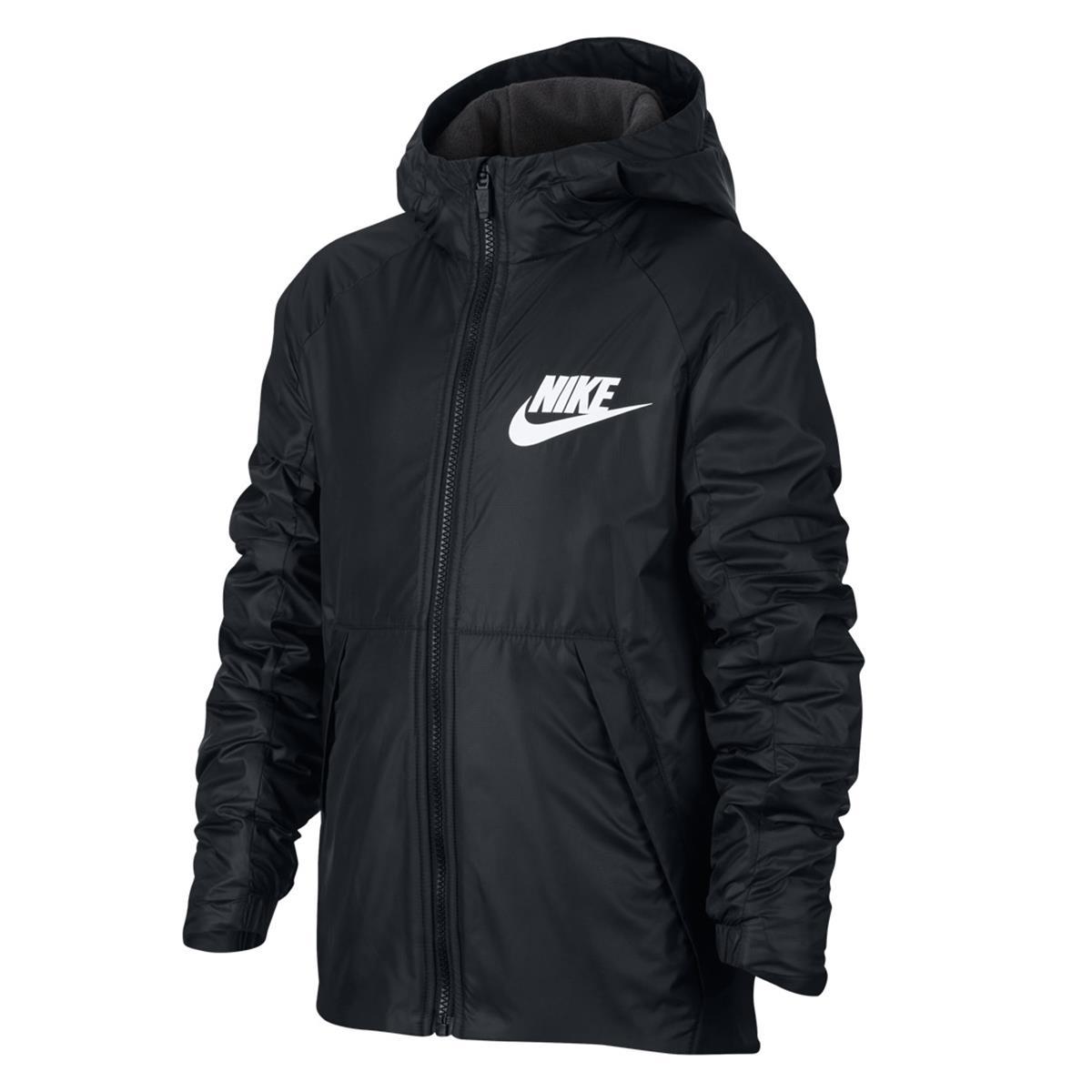 nike fleece lined boys jacket. Black Bedroom Furniture Sets. Home Design Ideas