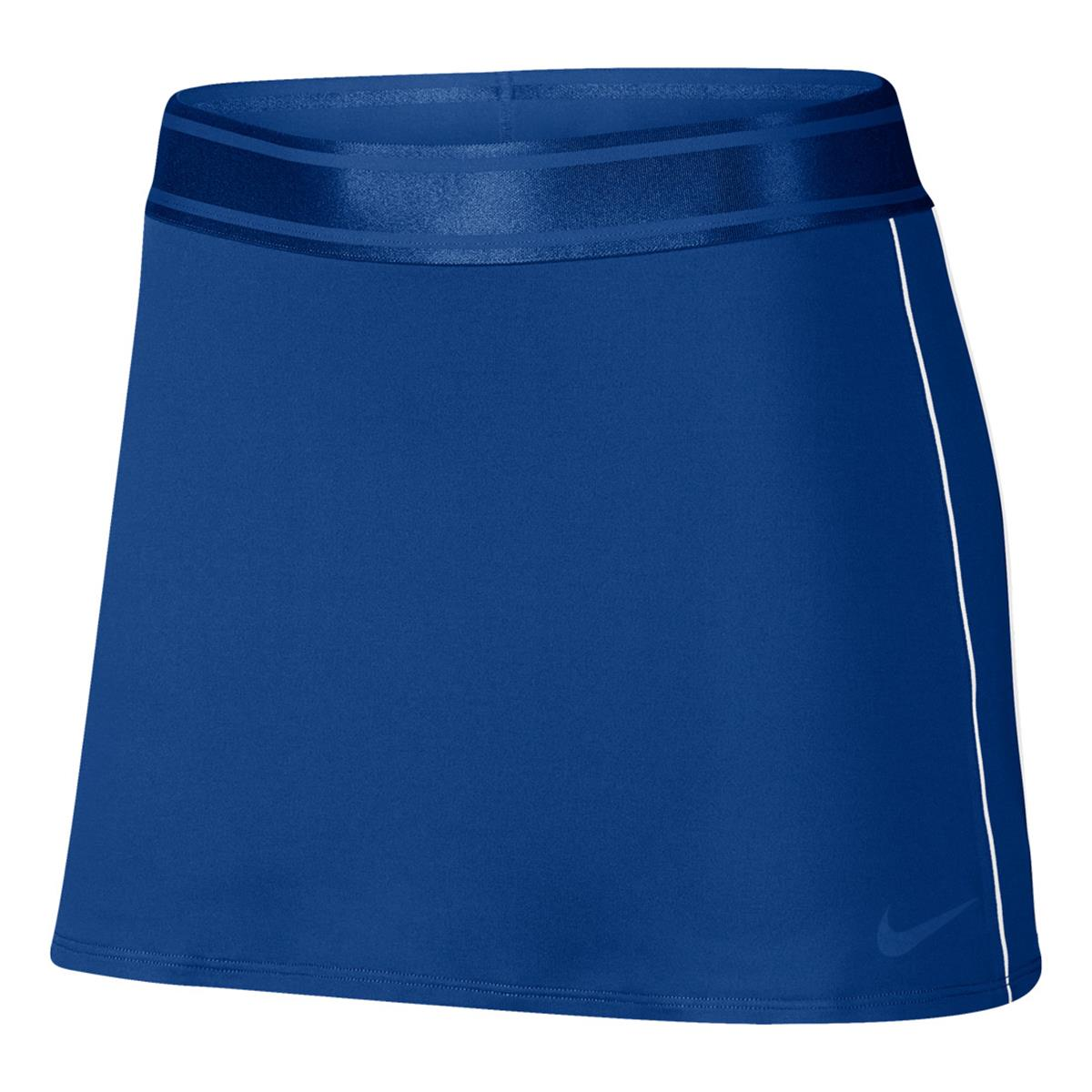 sale retailer 5d7ea 15079 Nike Dry Womens Skirt (Indigo Force)