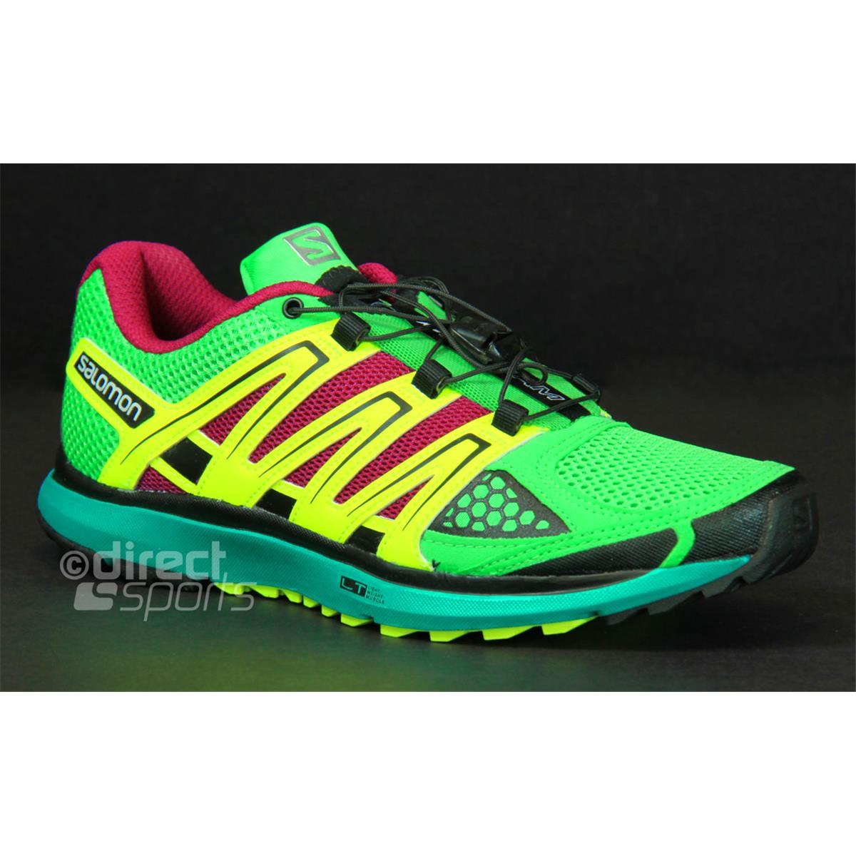 Salomon X Scream Womens Running Shoes Review