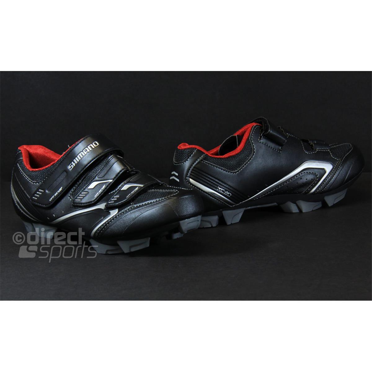 shimano xc30 spd mens shoes black directsportseshop co uk