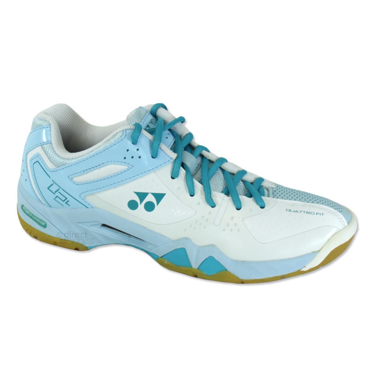 Blue Yonex Cushion Power Badminton Shoespale 02lx NwOv80ynm