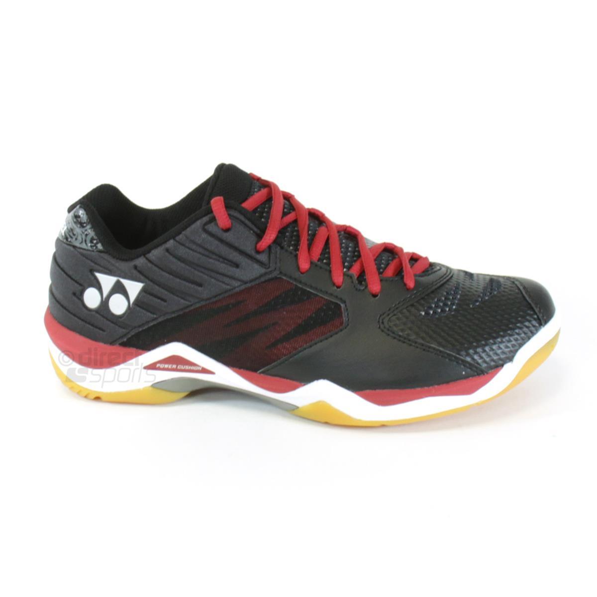 f0f73e3b484 Yonex Power Cushion Comfort ZM Badminton Shoes (Black ...