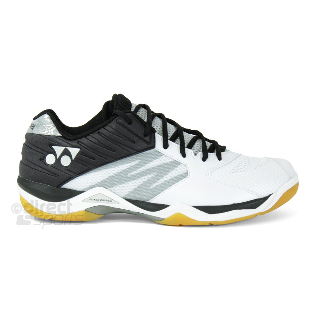b645c3ea1b9 Yonex Power Cushion Comfort ZM Badminton Shoes (White ...