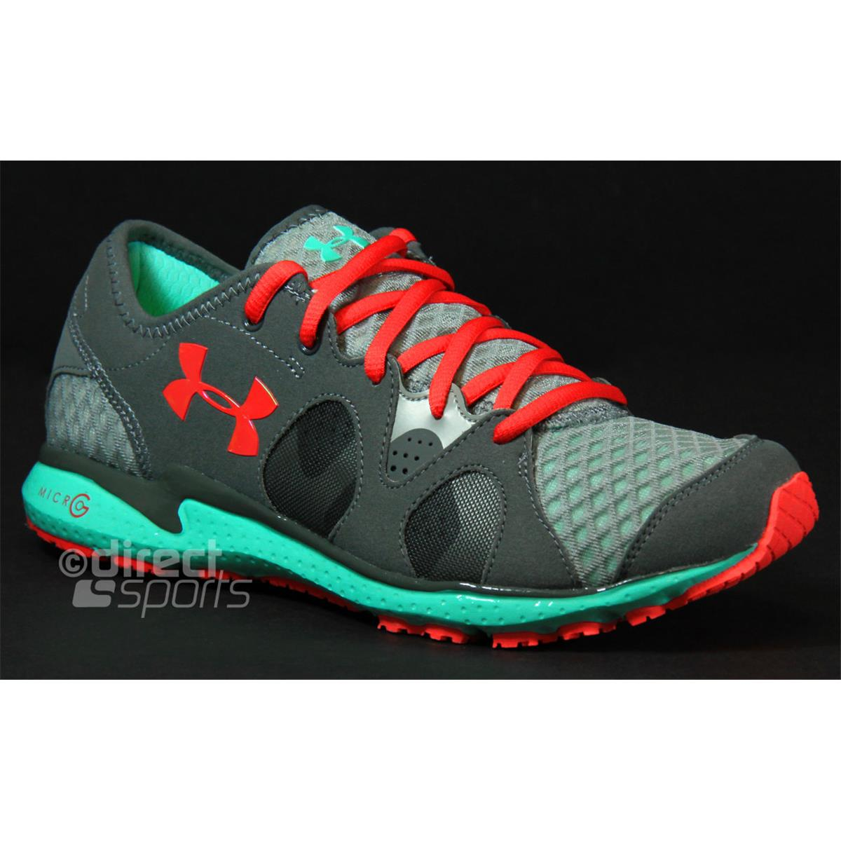 under armour micro g neo mantis running shoes womens