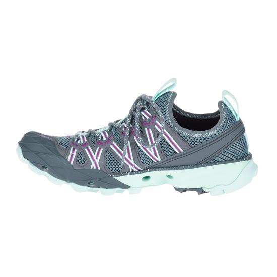 70fa4e3e77bf Merrell Choprock Womens Shoes (Blue Smoke)