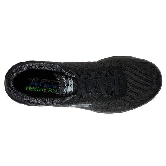 free shipping a47f0 90add Skechers Flex Advantage 2.0 The Happs Mens Shoes (Black)