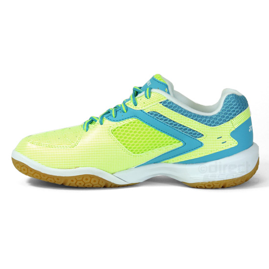Yonex Womens Power Cushion 03zl Badminton Shoes Shoes & Trainers yellow