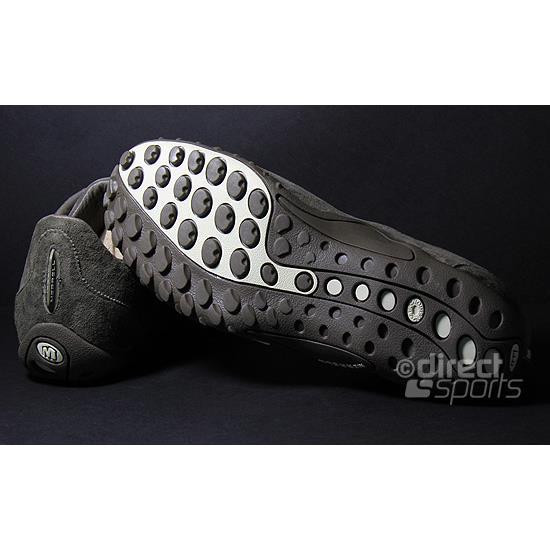56bfb7660e Merrell Sprint Blast Leather Mens Shoes (Gunsmoke) | directsportsEshop.co.uk