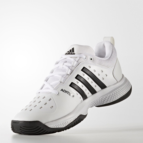 f0a8b3033f149 Adidas Barricade Classic Bounce Mens Tennis Shoes ...
