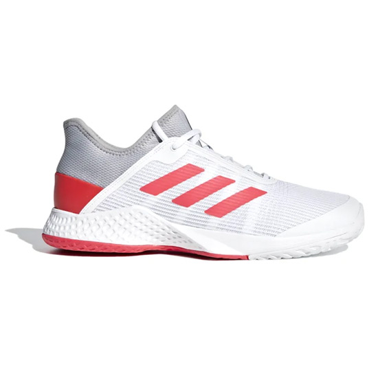 Adidas Adizero Club 2 Mens Tennis Shoes (White) | directsportsEshop.co.uk