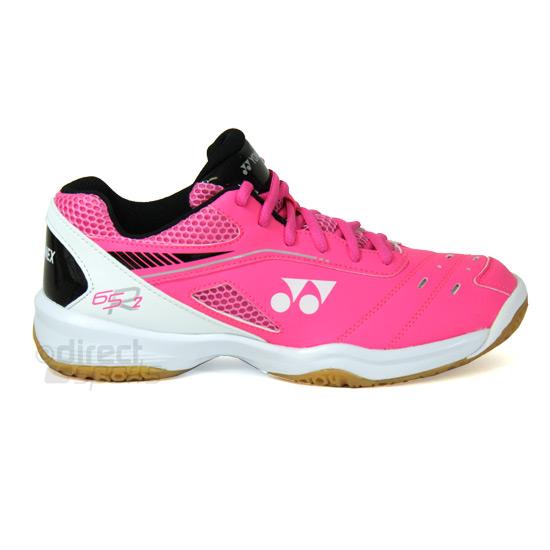 Yonex Power Cushion 65R 2 Womens Badminton Shoes (Pink ... 624954ce1