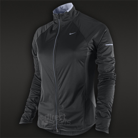 7a94550772f4 Nike Element Shield Full Zip Womens Jacket (Black ...