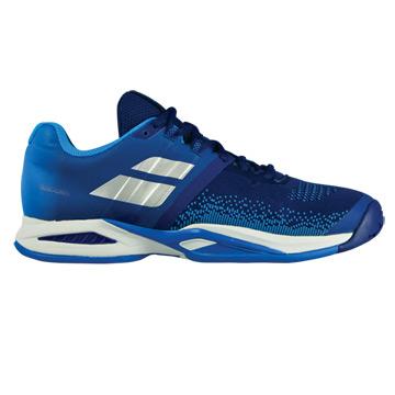 timeless design d4e04 ece8f Babolat Propulse Blast All Court Mens Tennis Shoes