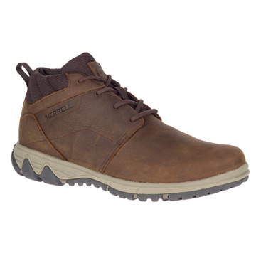 Merrell All Out Fusion Chukka Mens Shoes (Brown)