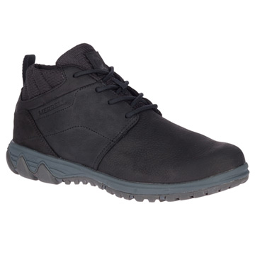 Merrell All Out Fusion Chukka Mens Shoes (Black)