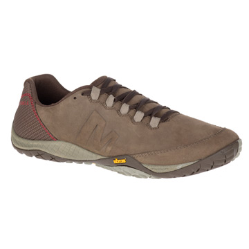 Merrell Parkway Emboss Lace Mens Shoes (Merrell Stone)