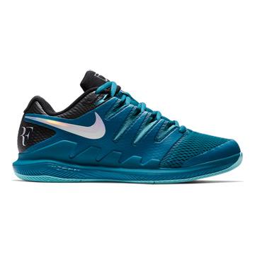 super popular 6df17 d6ea5 Nike RF Air Zoom Vapor X Mens Tennis Shoes