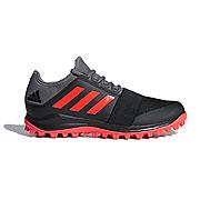 Adidas Divox Hockey Shoes (Black-Red) 5dc9c5fc0