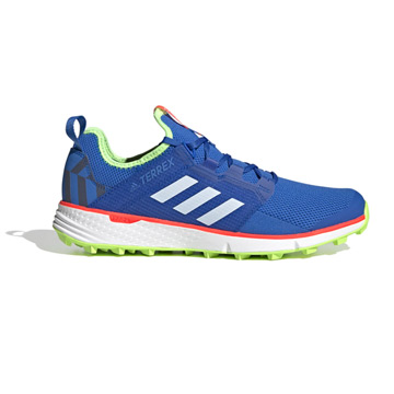 Adidas Terrex Speed LD Mens Trail Running Shoes (Glow Blue)